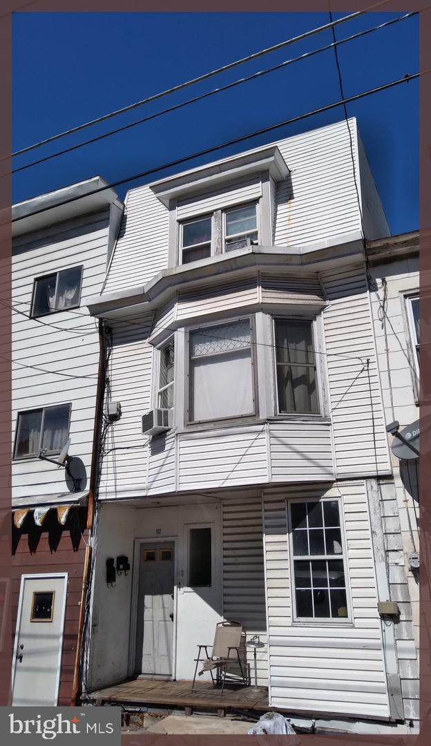 112 E Main Street, GIRARDVILLE, PA 17935 (#PASK132502) :: Ramus Realty Group