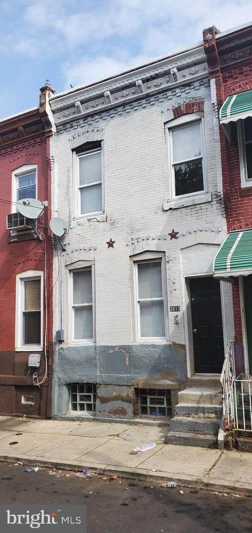 2613 N Chadwick Street, PHILADELPHIA, PA 19132 (#PAPH937760) :: ExecuHome Realty