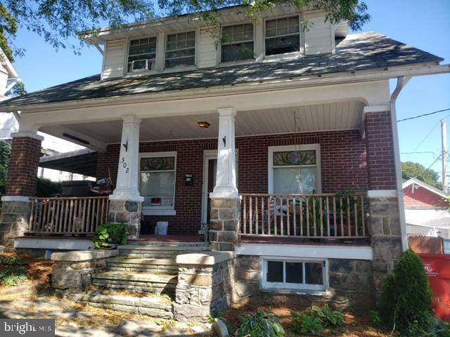 302 Fleet Street, POTTSVILLE, PA 17901 (#PASK132514) :: The Heather Neidlinger Team With Berkshire Hathaway HomeServices Homesale Realty