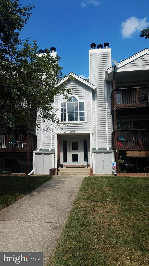 6803 White Water Way #302, GLEN BURNIE, MD 21060 (#MDAA447590) :: Crossman & Co. Real Estate