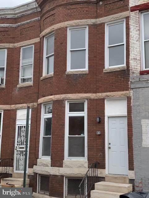 926 E 20TH Street, BALTIMORE, MD 21218 (#MDBA525558) :: Crossman & Co. Real Estate