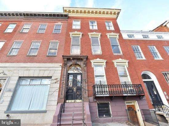 218 W Monument Street, BALTIMORE, MD 21201 (#MDBA525598) :: V Sells & Associates | Keller Williams Integrity