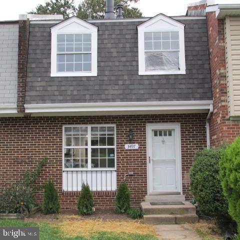 3497 Cranmer Mews, WOODBRIDGE, VA 22193 (#VAPW505588) :: Debbie Dogrul Associates - Long and Foster Real Estate