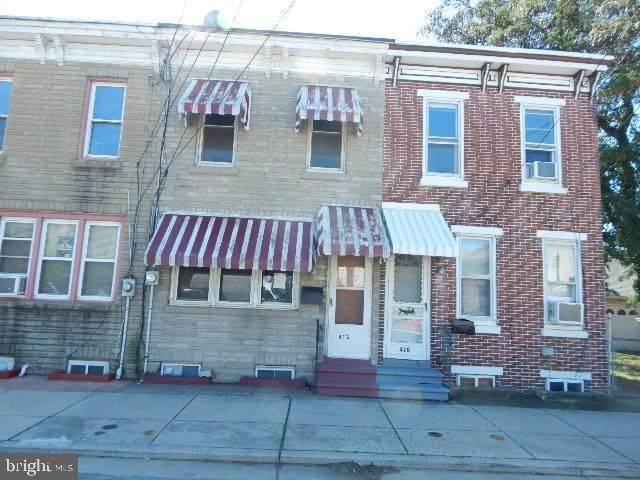 412 Middlesex Street, GLOUCESTER CITY, NJ 08030 (#NJCD403508) :: Colgan Real Estate