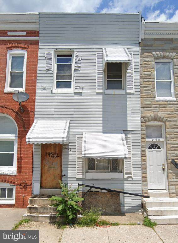 1952 Walbrook Avenue, BALTIMORE, MD 21217 (#MDBA525718) :: Better Homes Realty Signature Properties