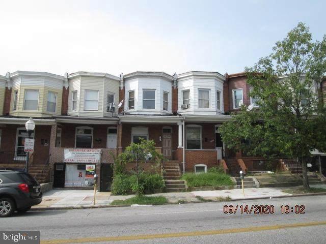 3422 Belair Road, BALTIMORE, MD 21213 (#MDBA525734) :: Better Homes Realty Signature Properties