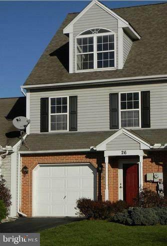 26 Warwick Circle, MECHANICSBURG, PA 17050 (#PACB128270) :: Iron Valley Real Estate
