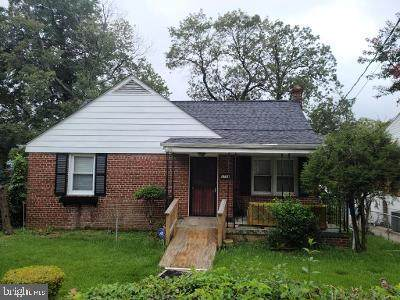 6703 Allison Street, HYATTSVILLE, MD 20784 (#MDPG582568) :: Tom & Cindy and Associates