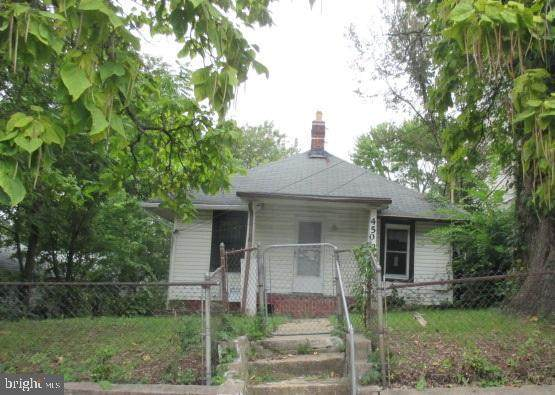 4502 Jay Street NE, WASHINGTON, DC 20019 (#DCDC489030) :: Advance Realty Bel Air, Inc