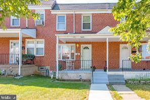 3649 Greenvale Road, BALTIMORE, MD 21229 (#MDBA525886) :: Mortensen Team