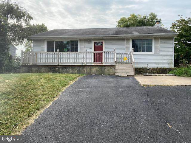 6321 Ann Street, HARRISBURG, PA 17111 (#PADA126176) :: Keller Williams Realty - Matt Fetick Team
