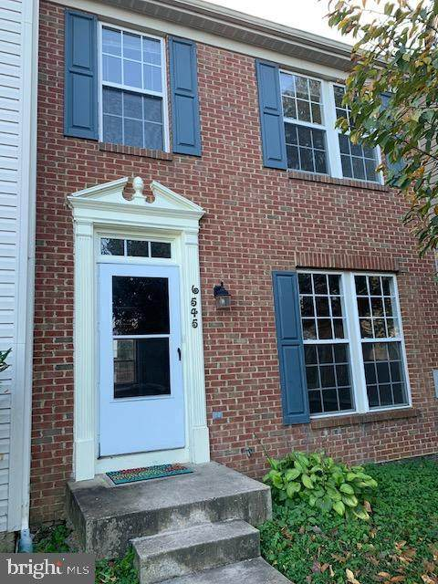 6545 Carston Court, FREDERICK, MD 21703 (#MDFR271552) :: The Redux Group