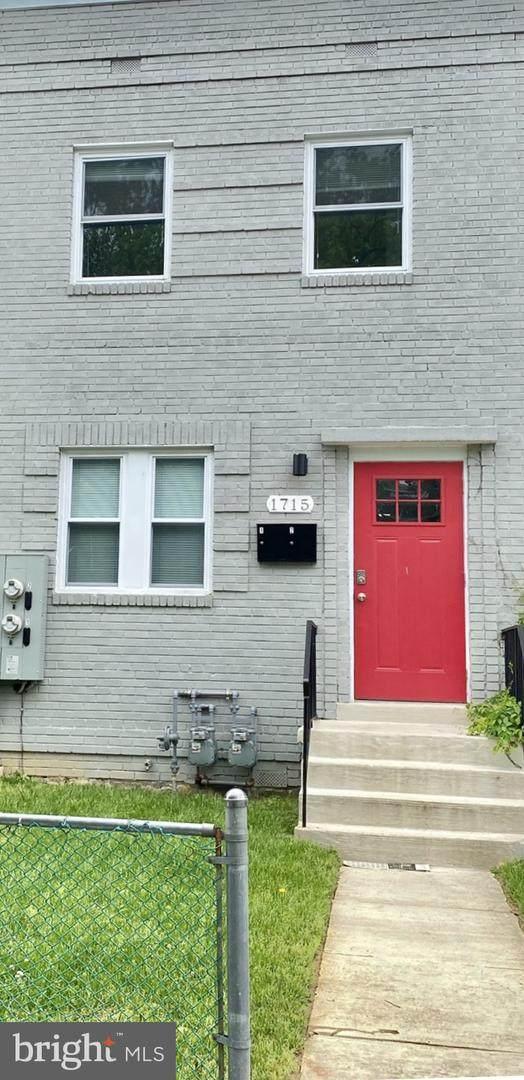1715 Montello Avenue NE, WASHINGTON, DC 20002 (#DCDC489404) :: Tom & Cindy and Associates