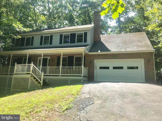 1027 Isabella Drive, STAFFORD, VA 22554 (#VAST226004) :: AJ Team Realty