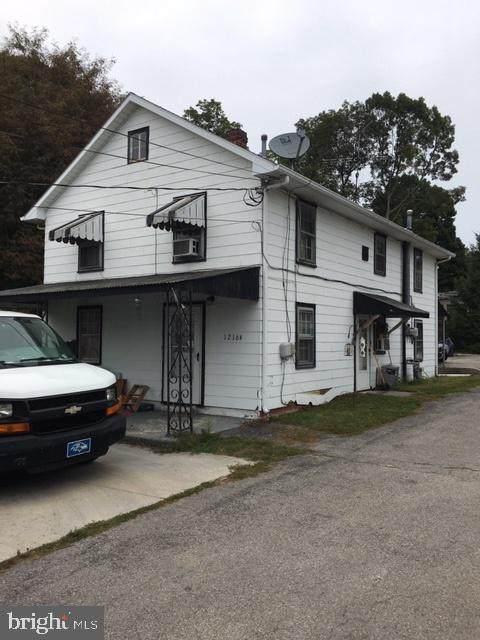 1216 Baltimore Street, HANOVER, PA 17331 (#PAYK146442) :: Flinchbaugh & Associates