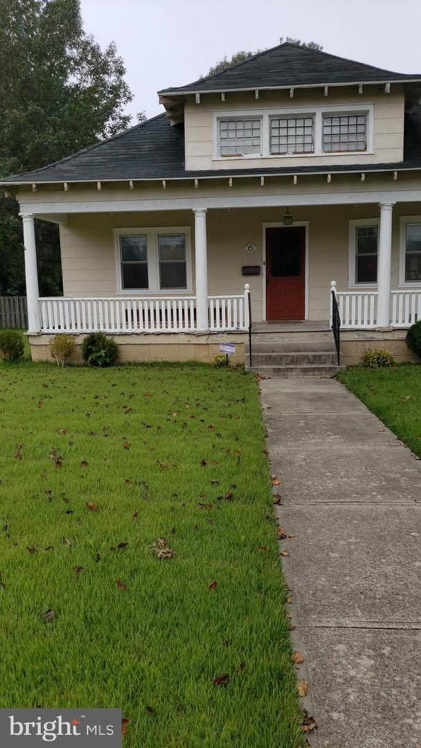 6 S Valley Avenue, VINELAND, NJ 08360 (MLS #NJCB129146) :: The Dekanski Home Selling Team