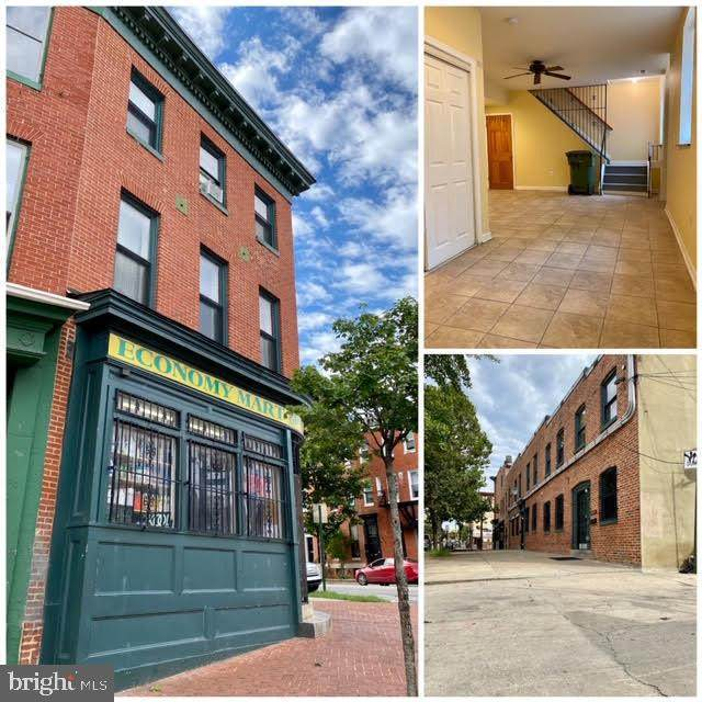 1533 W Baltimore Street, BALTIMORE, MD 21223 (#MDBA526360) :: The Redux Group