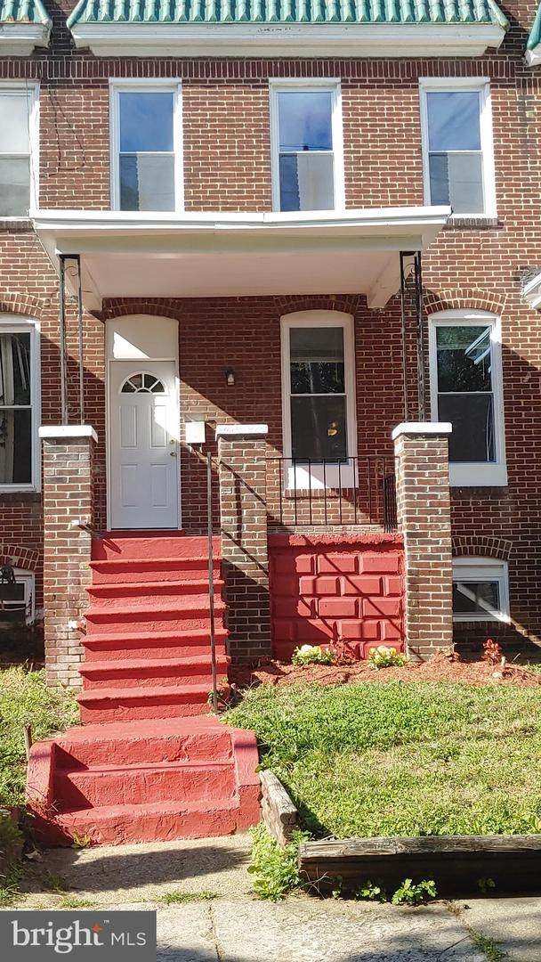 2924 Grantley Avenue, BALTIMORE, MD 21215 (#MDBA526766) :: The Sky Group