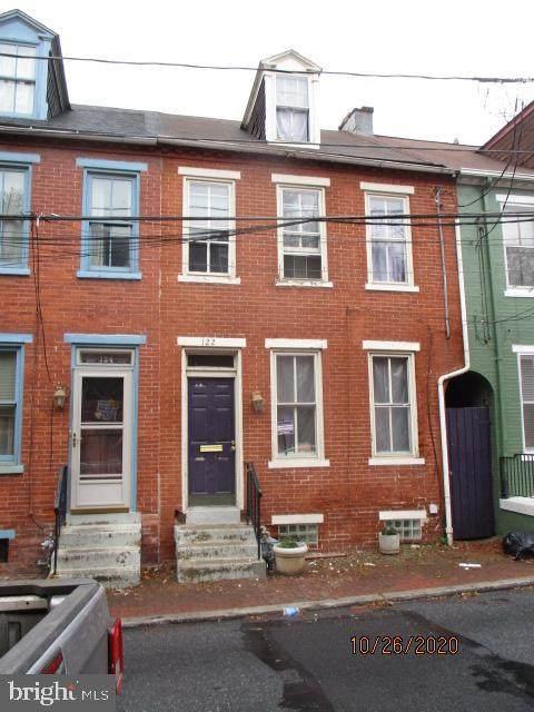 122 Howard Avenue, LANCASTER, PA 17602 (#PALA171438) :: Flinchbaugh & Associates