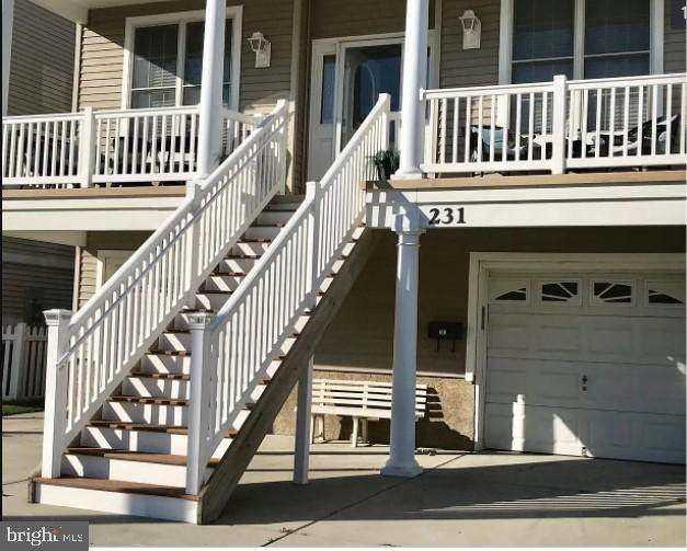 231 East Taylor Ave Avenue #101, WILDWOOD, NJ 08260 (MLS #NJCM104504) :: Jersey Coastal Realty Group