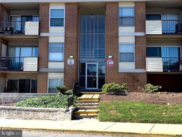 3815 Saint Barnabas Road #103, SUITLAND, MD 20746 (#MDPG583872) :: Tom & Cindy and Associates