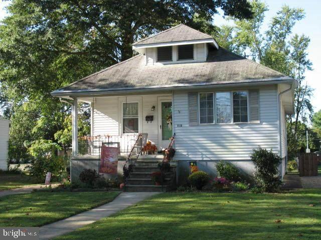 518 4TH Avenue, HADDON HEIGHTS, NJ 08035 (#NJCD404584) :: Linda Dale Real Estate Experts