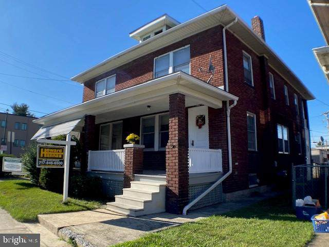 1237 W King Street, YORK, PA 17404 (#PAYK147058) :: Century 21 Home Advisors