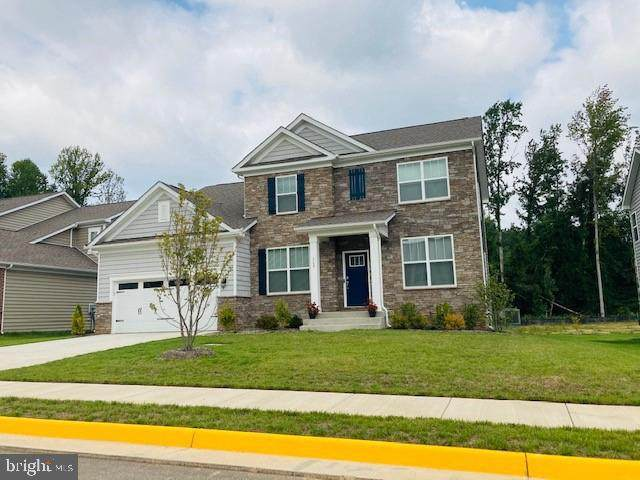 213 Marianne Place Lot 15, STAFFORD, VA 22554 (#VAST226328) :: Blackwell Real Estate