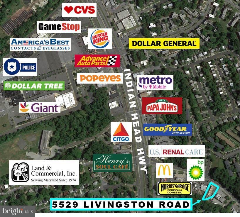 5529 Livingston Road - Photo 1