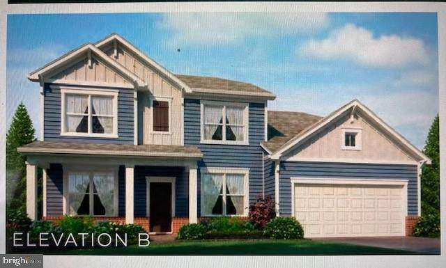 201 Hollycrest Place Lot 63, STAFFORD, VA 22554 (#VAST226426) :: Blackwell Real Estate