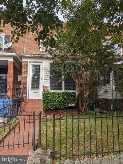 1826 H Street NE, WASHINGTON, DC 20002 (#DCDC491946) :: The MD Home Team