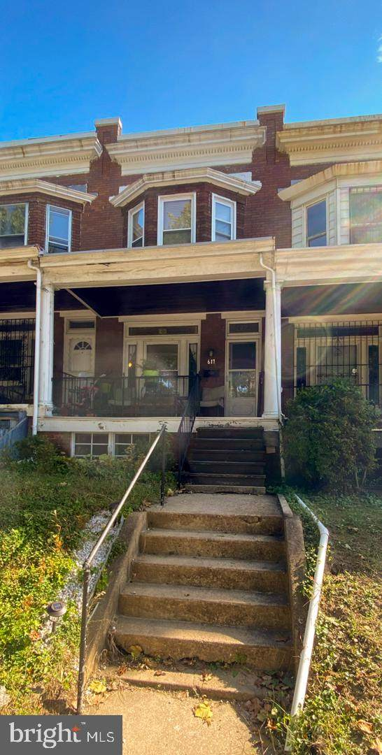 617 N Rosedale Street, BALTIMORE, MD 21216 (#MDBA527884) :: The MD Home Team
