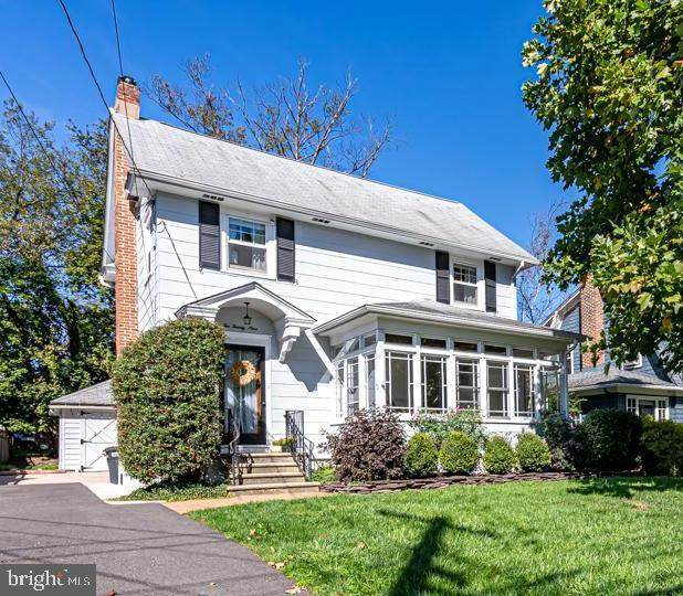 229 Hopkins Avenue, HADDONFIELD, NJ 08033 (#NJCD405178) :: Holloway Real Estate Group