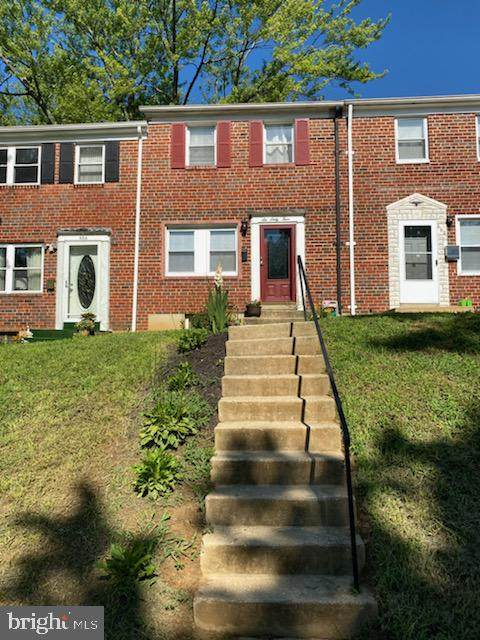 664 Charraway Road, BALTIMORE, MD 21229 (#MDBA528054) :: SURE Sales Group