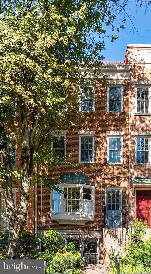 1953 Calvert Street NW C, WASHINGTON, DC 20009 (#DCDC492310) :: SURE Sales Group