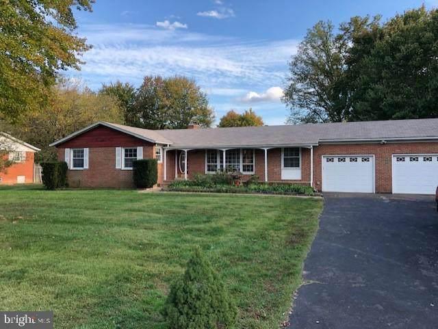 8981 Meadowview Drive, MANASSAS, VA 20110 (#VAMN140674) :: Jacobs & Co. Real Estate