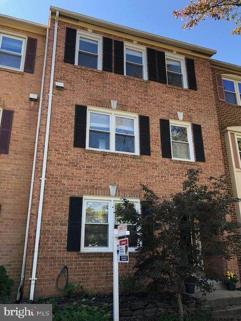 1104 N Vermont Street, ARLINGTON, VA 22201 (#VAAR171560) :: The Piano Home Group