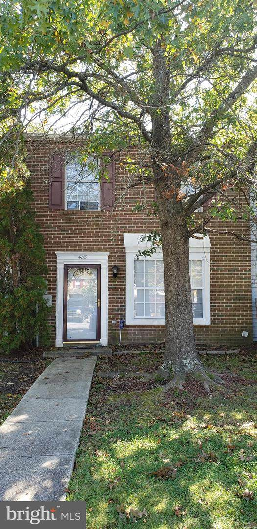 488 Thistle Place, WALDORF, MD 20601 (#MDCH218580) :: Arlington Realty, Inc.
