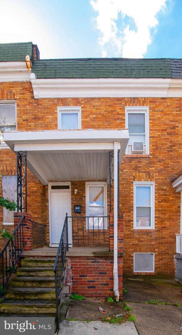 3155 Ravenwood Avenue, BALTIMORE, MD 21213 (#MDBA528302) :: The MD Home Team