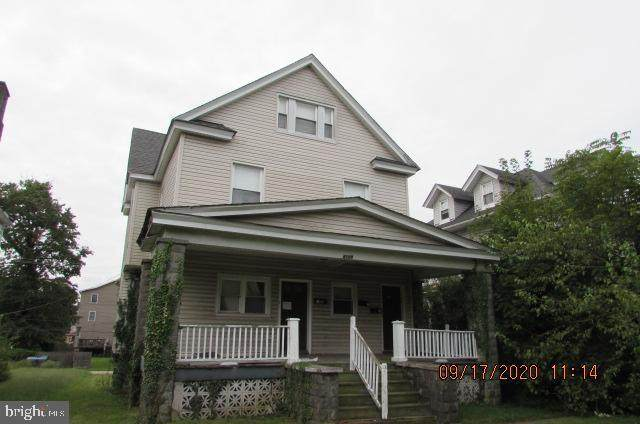 4109 Liberty Heights Avenue, BALTIMORE, MD 21207 (#MDBA528320) :: The Redux Group
