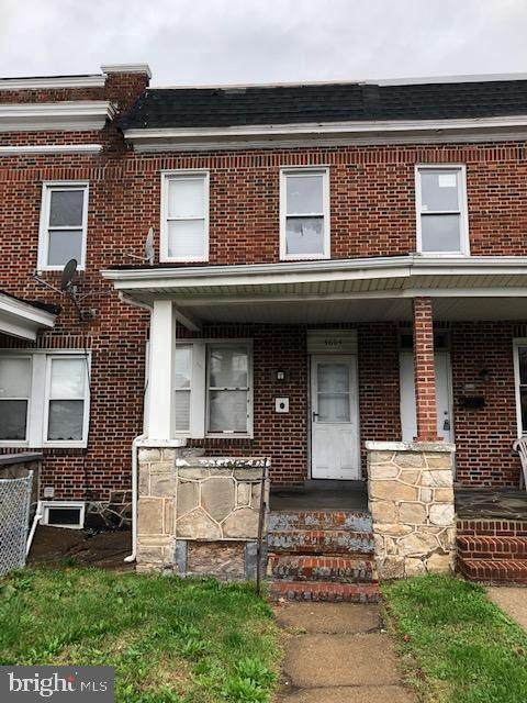 4604 Belair Road, BALTIMORE, MD 21206 (#MDBA528346) :: The Dailey Group