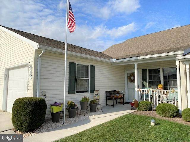 1283 Village Drive #51, SPRING GROVE, PA 17362 (#PAYK147728) :: TeamPete Realty Services, Inc