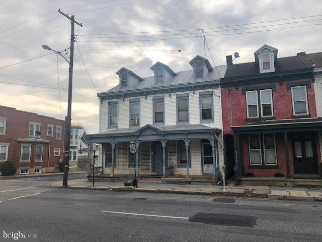 704 Walnut Street, LEBANON, PA 17042 (#PALN116400) :: The Heather Neidlinger Team With Berkshire Hathaway HomeServices Homesale Realty