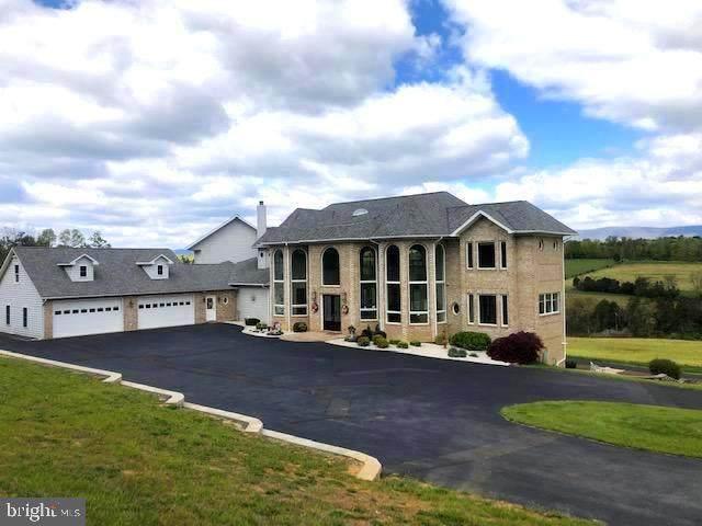 368 Ridge Hollow Rd, EDINBURG, VA 22824 (#VASH120702) :: The Vashist Group