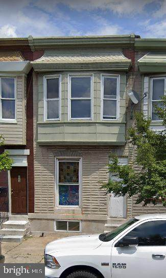 121 N East Avenue, BALTIMORE, MD 21224 (#MDBA528758) :: The Bob & Ronna Group