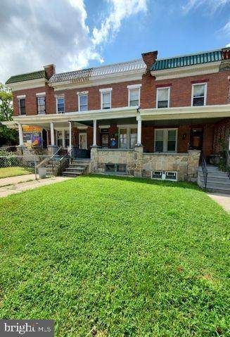 206 N Hilton Street, BALTIMORE, MD 21229 (#MDBA528782) :: Peter Knapp Realty Group
