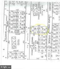 0 Alcazar Avenue, LAWRENCE TOWNSHIP, NJ 08648 (#NJME303712) :: Holloway Real Estate Group
