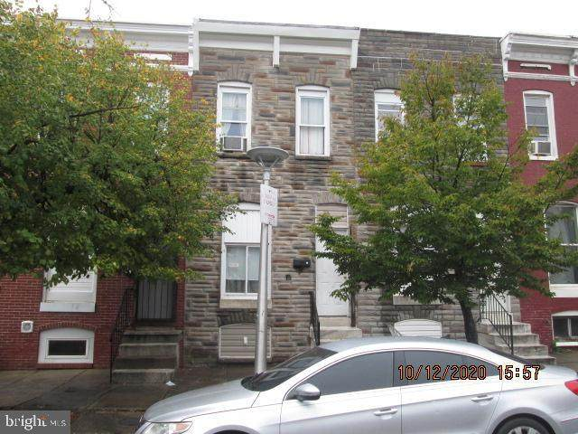 414 N Montford Avenue, BALTIMORE, MD 21224 (#MDBA529004) :: Jennifer Mack Properties
