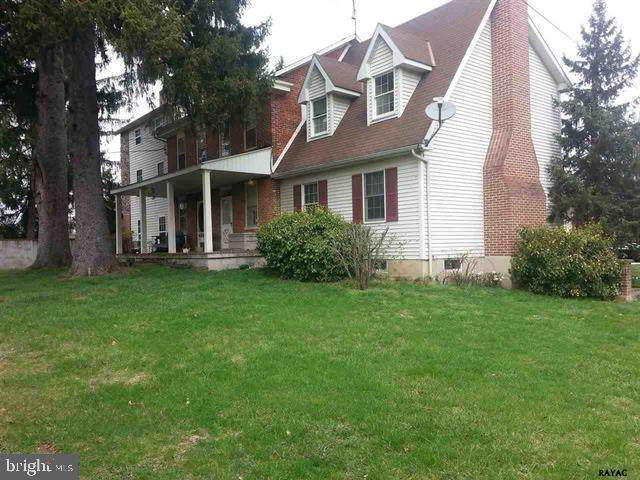 1635 Chambersburg Road, GETTYSBURG, PA 17325 (#PAAD113756) :: The Craig Hartranft Team, Berkshire Hathaway Homesale Realty