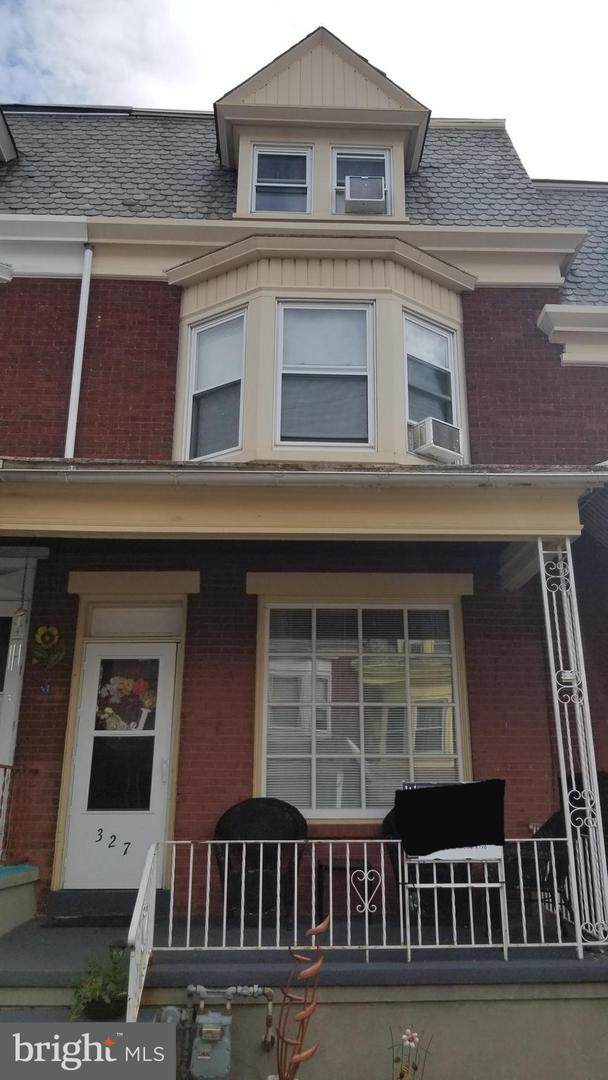 327 Hoskins Place, READING, PA 19602 (#PABK366144) :: Keller Williams Flagship of Maryland